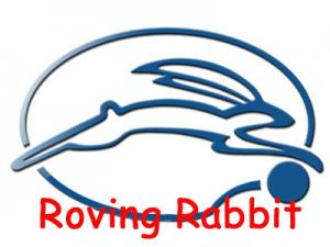 Roving Rabbit Stamps