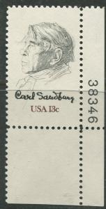STAMP STATIOM PERTH USA #1731 MNH 1978 Plate 38346 Single Corner  CV$0.25.