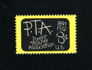 USA #1463  used 1972 PD .08