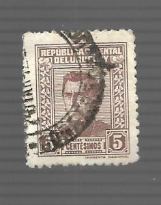 Uruguay 1941 - U - Scott #505