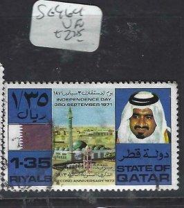 QATAR  (PP1806BB) SG 464   VFU