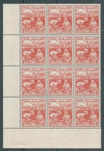 NEW ZEALAND 1938 Health block of 12 MNH - SG cat £102......................60316