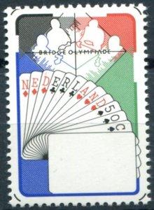 Netherlands Sc# 601 MNH