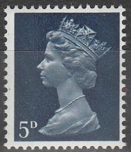 Great Britain #MH8  MNH  (S4520)