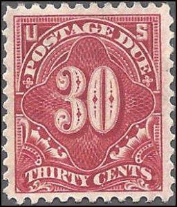 J66a Mint,OG,NH... SCV $220.00... VF/XF