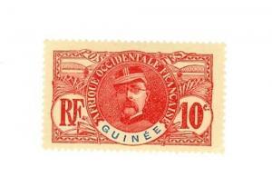 French Guinea Scott 37 VF    [ID#431787]