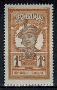 Martinique - Scott 62 MH