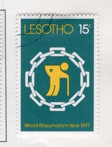 Lesotho USED H Scott Cat. # 235