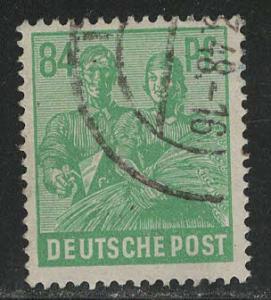 Germany AM Post Scott # 573, used