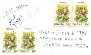 Ghana, Birds