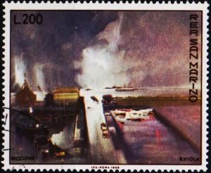 San Marino.1969 200L S.G.873 Fine Used