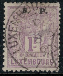 Luxembourg #O62  CV $4.00
