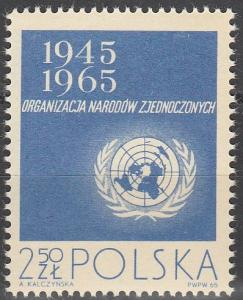 Poland #1365 MNH VF (V4074L)