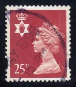 Great Britain-Northern Ireland #NIMH59 Machin - used (0.30)