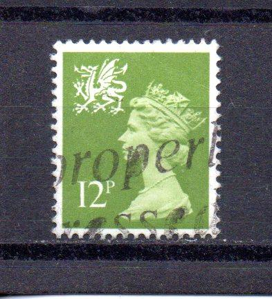 Great Britain - Wales WMMH17 used