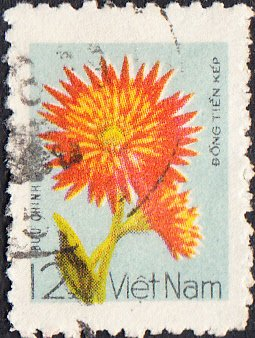 N. Vietnam  #895  Used