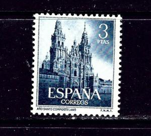 Spain 800 MNH 1954 St James Cathedral