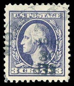 U.S. WASH-FRANK. ISSUES 530  Used (ID # 74316)