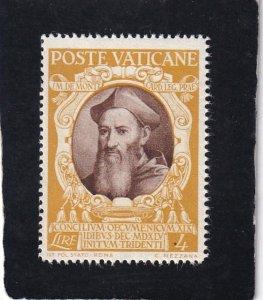 Vatican City    #     119     MNH