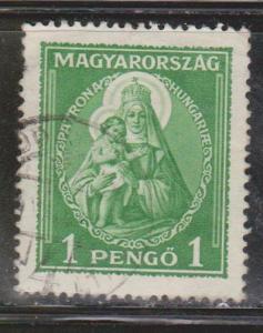 HUNGARY Scott # 462 Used
