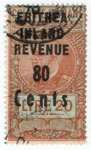 (I.B) BOIC (Eritrea) Revenue : Inland Revenue 80c on 20L OP