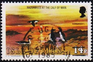 Isle of Man. 1983 14p S.G.240 Fine Used