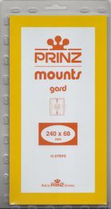 PRINZ 240X68 (10) BLACK MOUNTS RETAIL PRICE $9.50