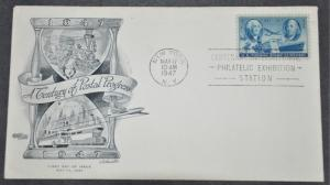 DYNAMITE Stamps: US #947 (FDI Cover)