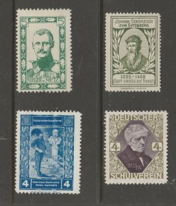 Europe mostly mint Cinderella stamp- Free Shipping- great prices 4-23b-4