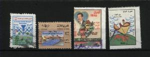 Iraq  4 different  used PD