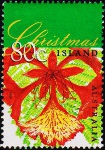 Christmas Island. 1998 80c S.G.464 Fine Used