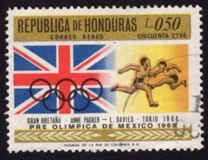 Honduras c434 used