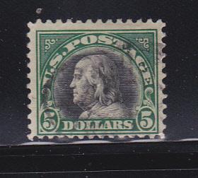 United States 524 U Benjamin Franklin
