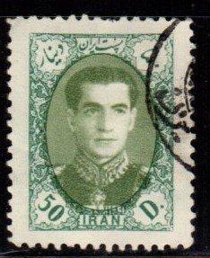 Iran - #1070 Reza Shah Pahlavi - Used