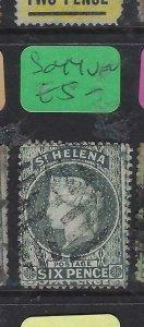 ST HELENA  (P0705BB)  QV  6 D  SG  44     VFU