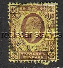 GREAT BRITAIN 132 VFU H1113 A