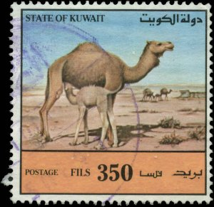 Kuwait Scott #1172 Used