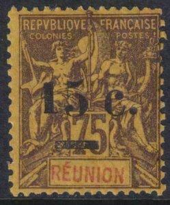 Reunion 1901 SC 58/Maury 53G LH Short 1