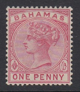 Bahamas Sc 27 (SG 48), MLH