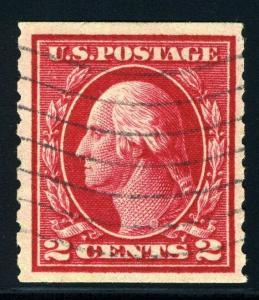 UNITED STATES SCOTT# 444 WASHINGTON USED AS SHOWN