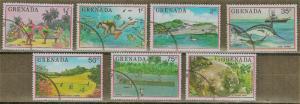 GRENADA. 1976 77   TOURISM  Stamp Set WYSIWYG Lot
