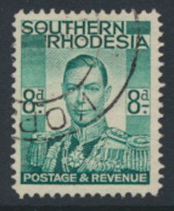 Southern Rhodesia  SG 45   SC# 47  Used / FU  see scan
