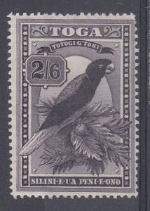 Tonga Scott 51 Mint NH