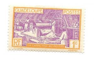Guadeloupe 1928 - Mint - Scott #96