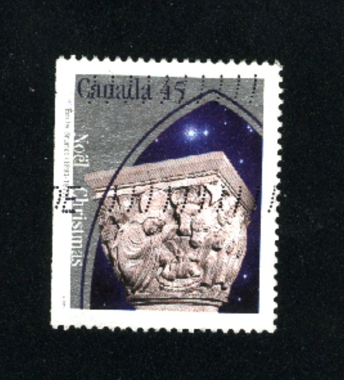 Canada #1585   -2   used VF 1995  PD