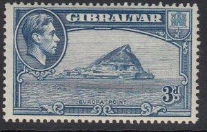 Gibraltar Sc 111b, MHR