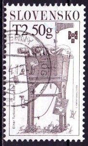 Slovakia. 2009. Book illustrations. USED.