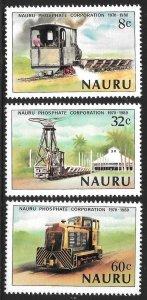 Nauru # 214 - 16 Mint Never Hinged  [7016]