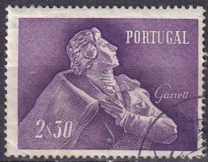 Portugal #825  F-VF Used CV $11.00   (Z3224)