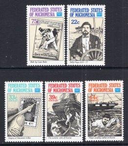 Micronesia 52,C21-C24 MNH VF